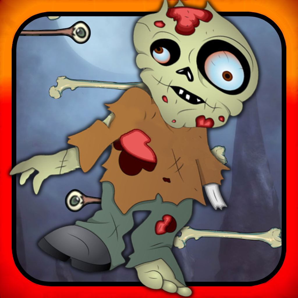 Jump Jump Zombie by Adam Xiao icon