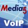 Media5-fone SIP VoIP Mobile Softphone